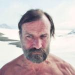 Wim Hof method breathing cold shower mindset