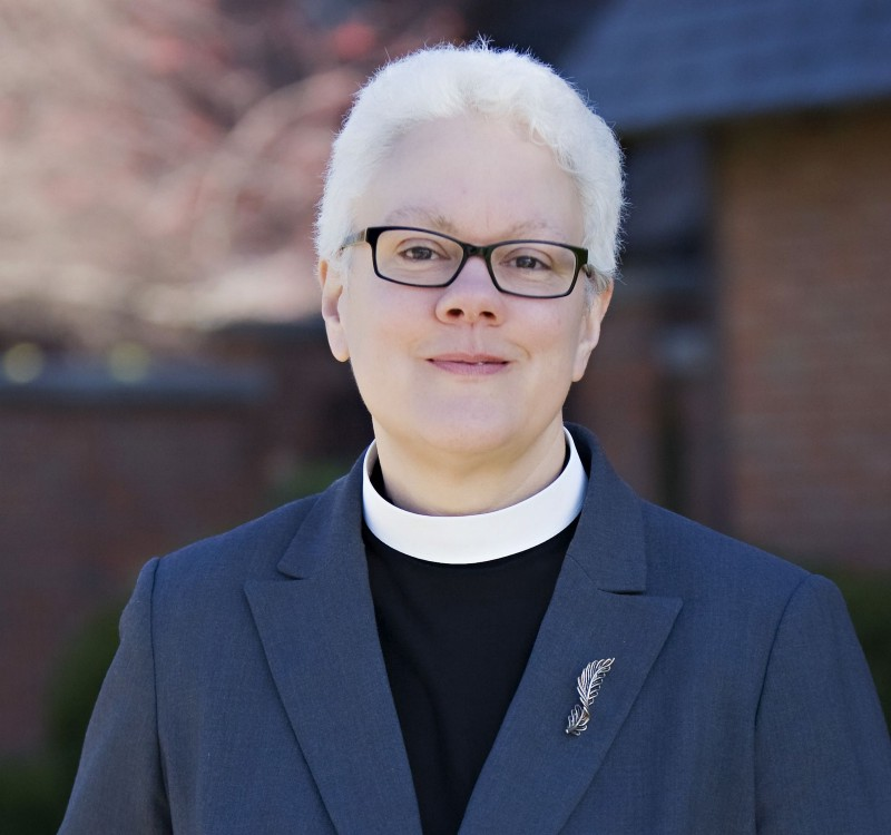 Meet Beth Maynard, an Episcopalian priest from Champaign-Urbana, Illinois.