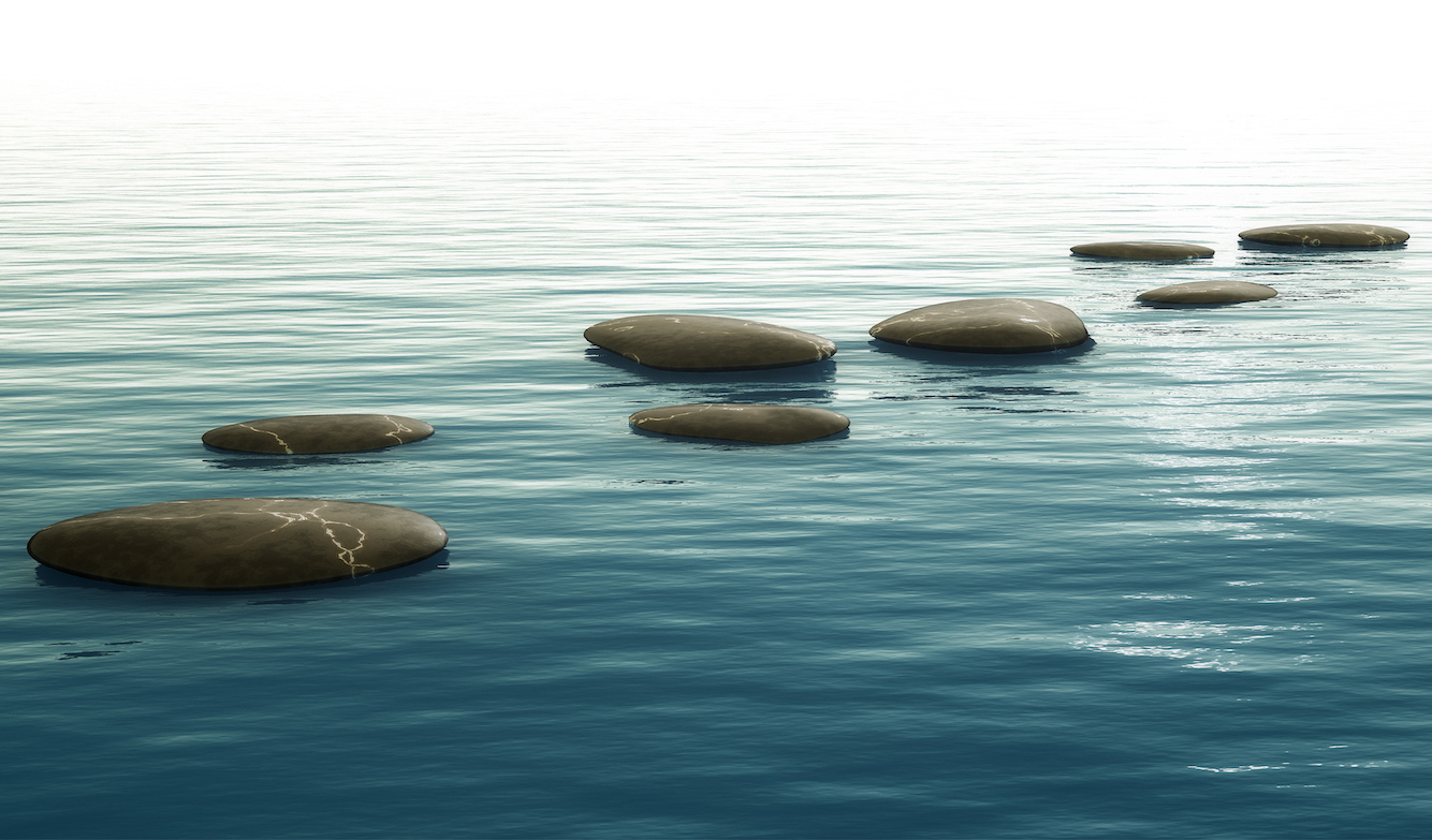How to find inner peace by disconnecting from drama, technology and stressful lives.