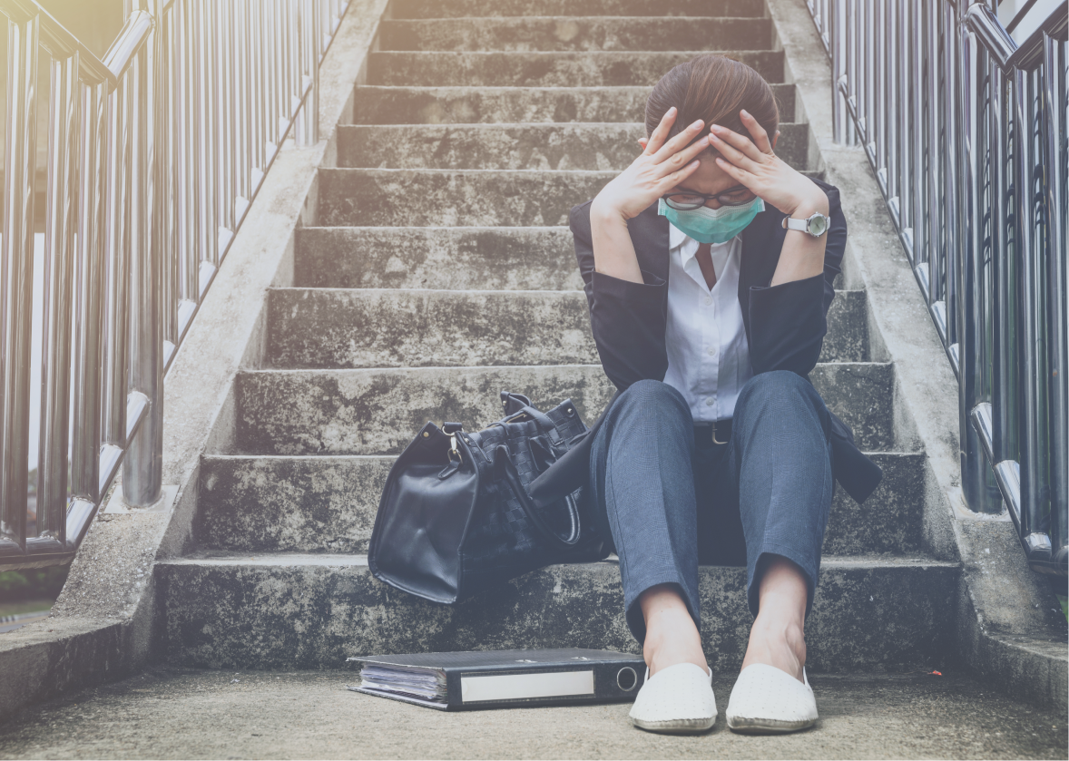Unemployed and Depressed? You're Not Alone